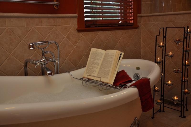 Chalet du Geant-Bath