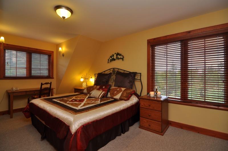 Chalet du Geant-Bedroom