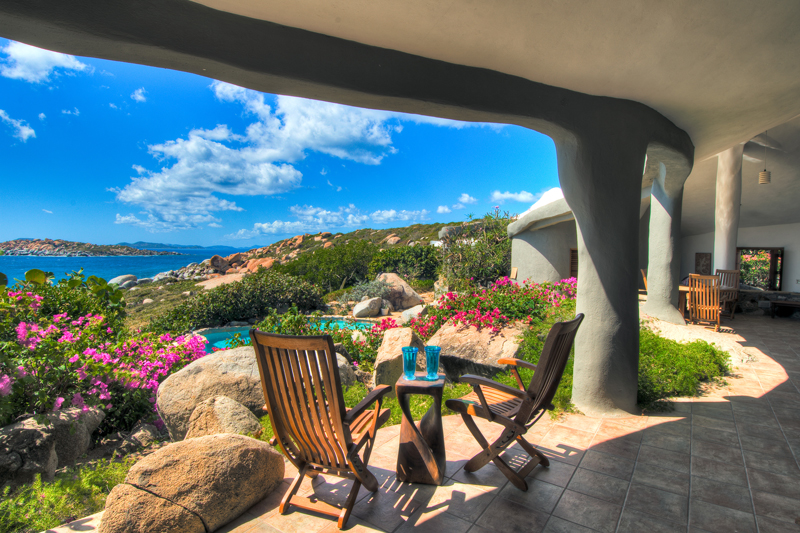 Caribbean Vista from Luxury Home