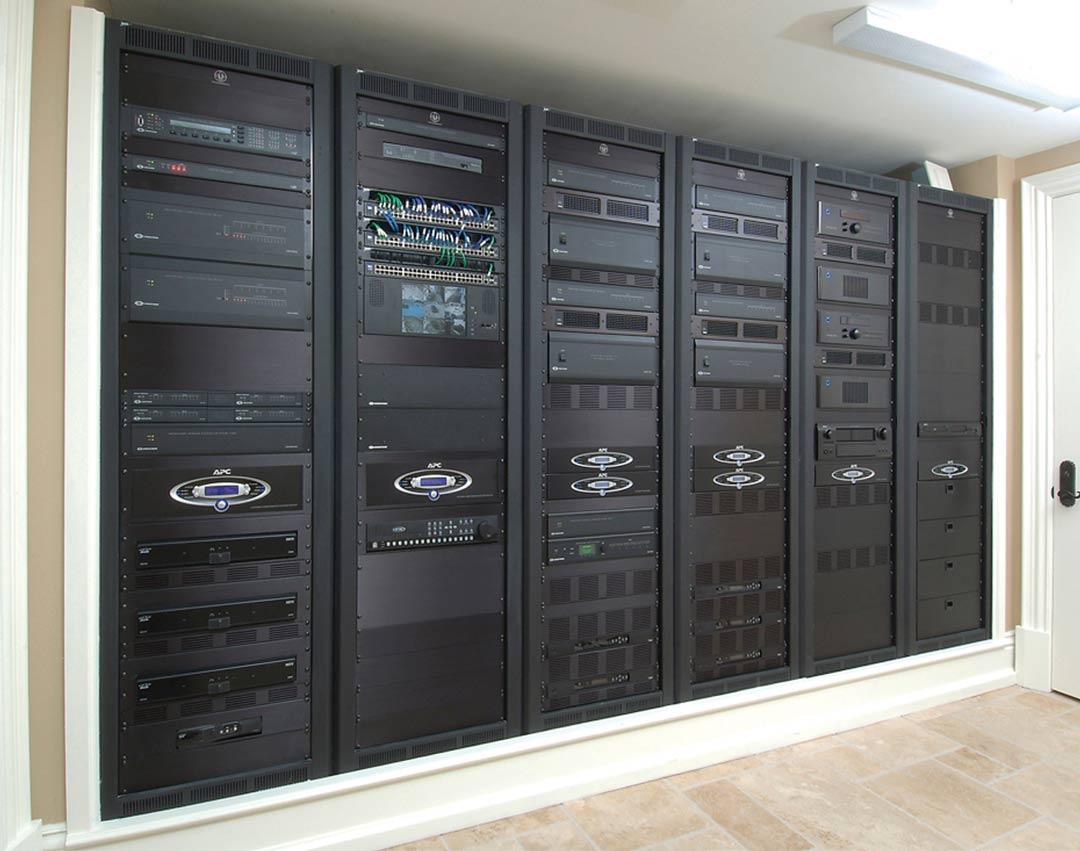 Home automation servers