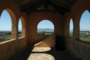 Fresco Tuscan Villa